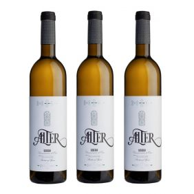 Alter Blanco, Estuche 3 botellas